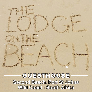 The Lodge On The Beach - Port St Johns, Wild Coast